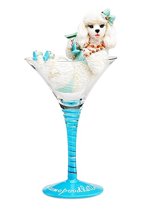dog martini